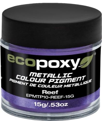 Metallic Color Pigments Ecopoxy